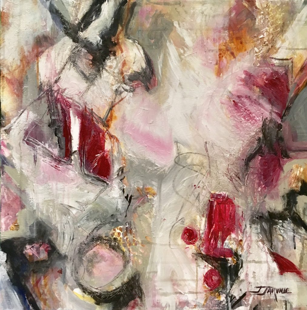 Jeanette Jarville Contemporary Abstract Artist Abstract